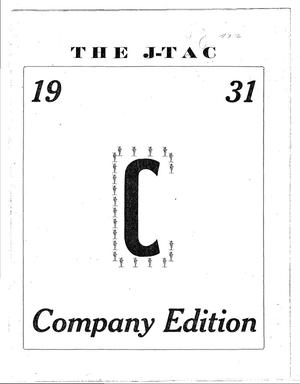 Primary view of object titled 'The J-TAC (Stephenville, Tex.), Vol. 11, No. 28, Ed. 1 Saturday, April 11, 1931'.