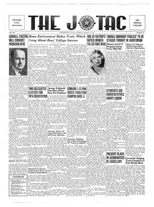 The J-TAC (Stephenville, Tex.), Vol. 20, No. 21, Ed. 1 Tuesday, March 11, 1941