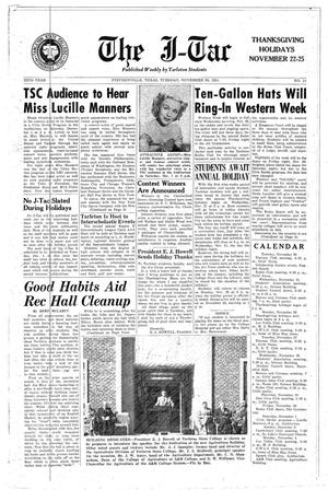 The J-TAC (Stephenville, Tex.), Vol. 32, No. 11, Ed. 1 Tuesday, November 20, 1951