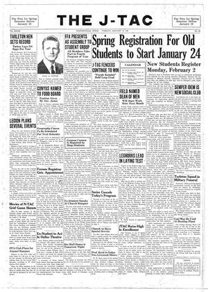 The J-TAC (Stephenville, Tex.), Vol. 28, No. 15, Ed. 1 Tuesday, January 13, 1948