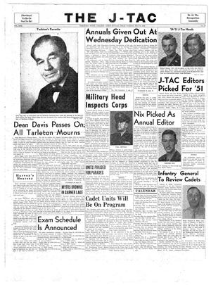 The J-TAC (Stephenville, Tex.), Vol. 30, No. 32, Ed. 1 Tuesday, May 16, 1950