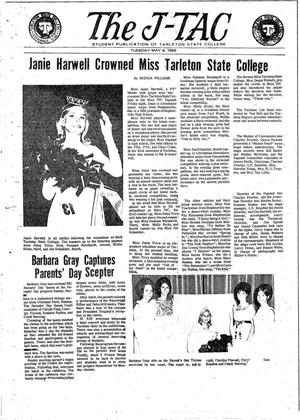 The J-TAC (Stephenville, Tex.), Vol. 49, No. 22, Ed. 1 Tuesday, May 6, 1969