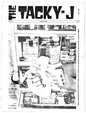Primary view of object titled 'The J-TAC (Stephenville, Tex.), Vol. 51, No. 17, Ed. 2 Thursday, April 1, 1971'.