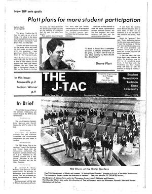 The J-TAC (Stephenville, Tex.), Vol. 60, No. 13, Ed. 1 Thursday, May 3, 1979