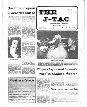 The J-TAC (Stephenville, Tex.), Vol. 60, No. 24, Ed. 1 Thursday, November 8, 1979