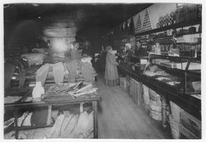 Primary view of object titled 'Van Horn Trading Company (interior)'.