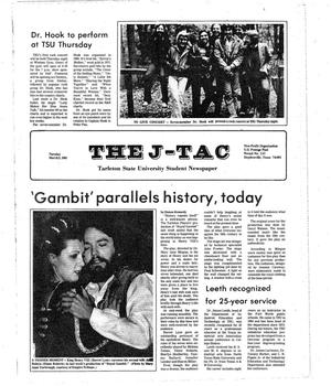 The J-TAC (Stephenville, Tex.), Ed. 1 Tuesday, March 9, 1982