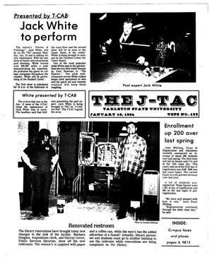 Primary view of object titled 'The J-TAC (Stephenville, Tex.), Ed. 1 Thursday, January 19, 1984'.