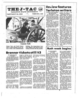 The J-TAC (Stephenville, Tex.), Ed. 1 Thursday, January 24, 1985