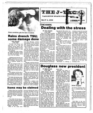The J-TAC (Stephenville, Tex.), Ed. 1 Thursday, May 2, 1985
