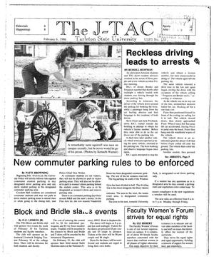 Primary view of The J-TAC (Stephenville, Tex.), Ed. 1 Thursday, February 6, 1986