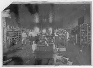 Primary view of object titled 'Eugene Rowe's Grocery Store'.
