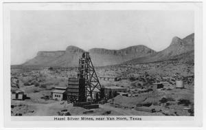 Primary view of object titled 'Hazel Silver Mine'.
