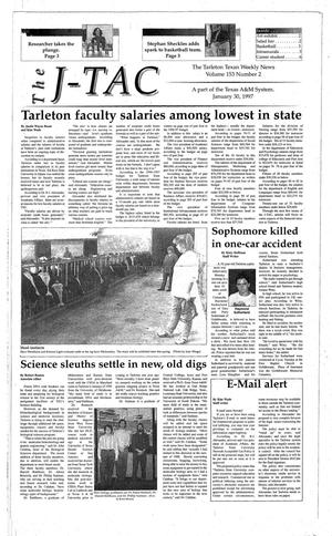The J-TAC (Stephenville, Tex.), Vol. 153, No. 2, Ed. 1 Thursday, January 30, 1997