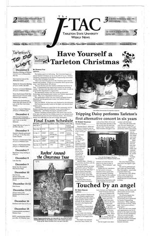 The J-TAC (Stephenville, Tex.), Vol. 156, No. 13, Ed. 1 Thursday, December 3, 1998