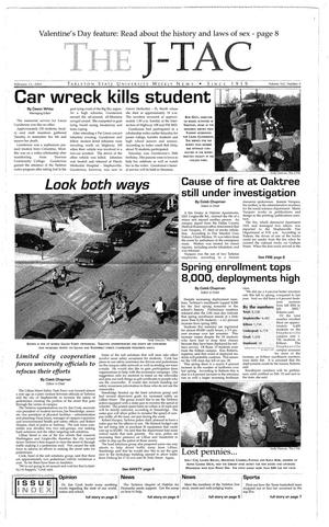 The J-TAC (Stephenville, Tex.), Vol. 165, No. 4, Ed. 1 Thursday, February 13, 2003