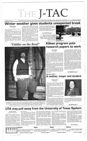 The J-TAC (Stephenville, Tex.), Vol. 165, No. 6, Ed. 1 Friday, February 28, 2003