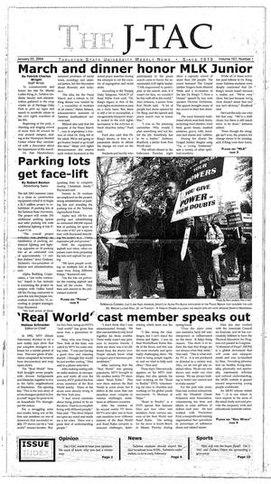 The J-TAC (Stephenville, Tex.), Vol. 167, No. 1, Ed. 1 Thursday, January 22, 2004