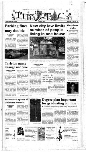 The J-TAC (Stephenville, Tex.), Vol. 172, No. 14, Ed. 1 Thursday, November 30, 2006