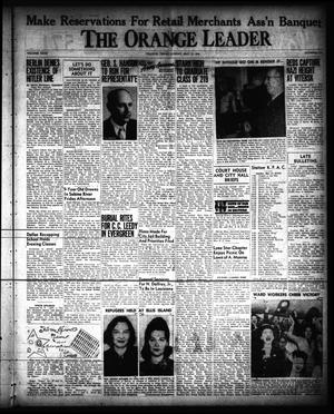 The Orange Leader (Orange, Tex.), Vol. 31, No. 119, Ed. 1 Sunday, May 21, 1944