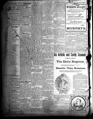 Sherman Daily Register (Sherman, Tex ), Vol  15, No  164, Ed
