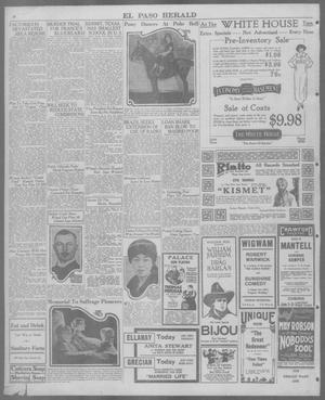 El Paso Herald (El Paso, Tex ), Ed  1, Monday, December 27, 1920