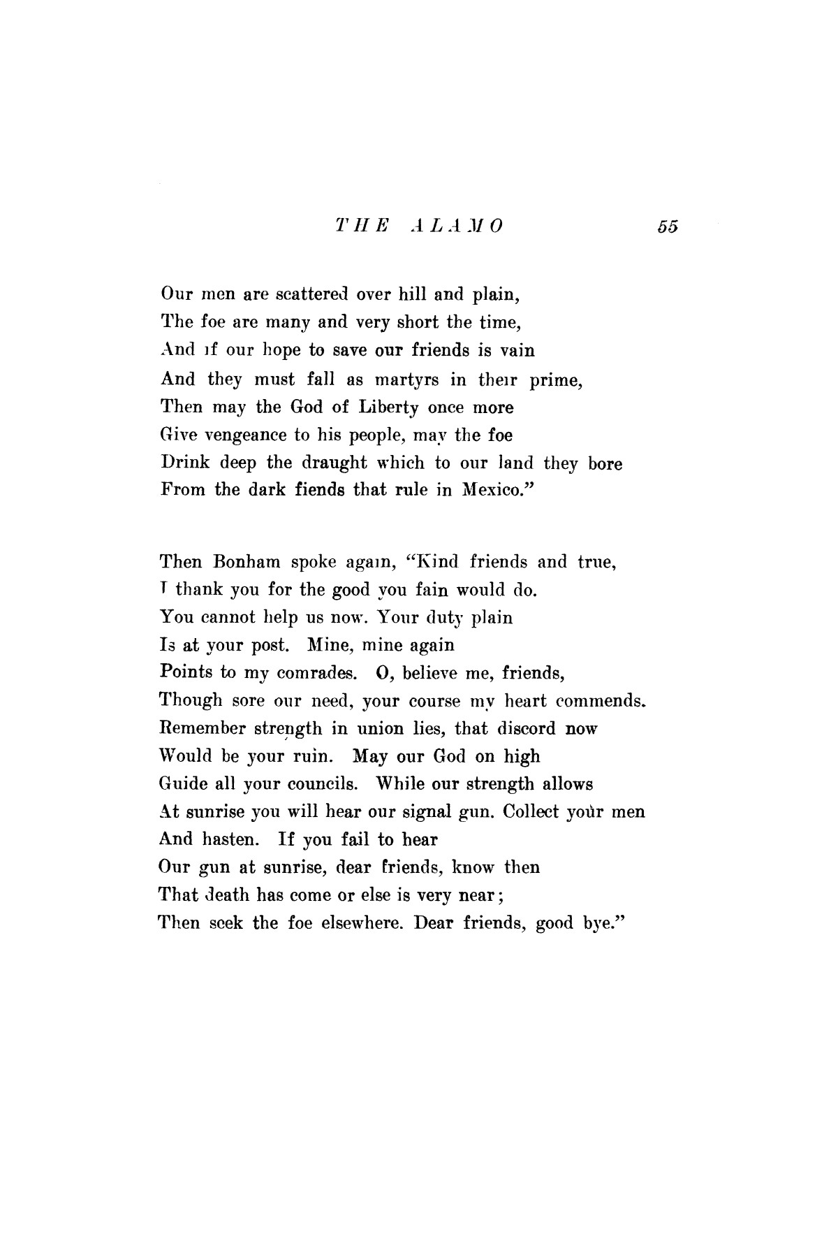 The Alamo, and other poems - Page 55 of 159 - The Portal ...