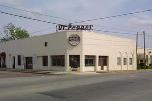Primary view of object titled 'Dr. Pepper Museum and Soda Shop'.
