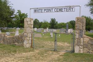 Primary view of object titled 'White Point Cemetery'.