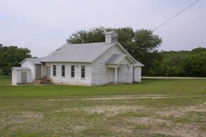 Primary view of object titled 'Mercer's Gap Baptist Church'.