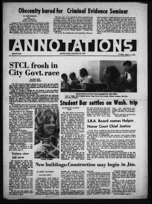 Annotations (Houston, Tex.), August 3, 1973