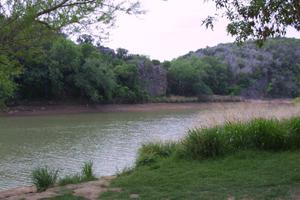 Primary view of object titled 'Colorado Bend State Park'.
