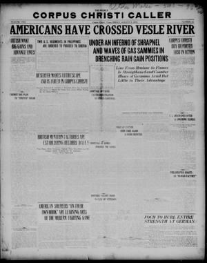 The Weekly Corpus Christi Caller (Corpus Christi, Tex.), Vol. TWO, No. 42, Ed. 1, Friday, August 9, 1918