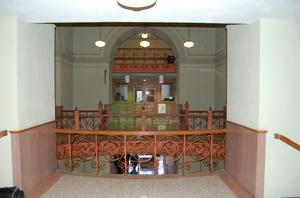 Primary view of object titled '[Second Floor Balcony]'.