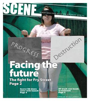 Scene: North Texas Daily (Denton, Tex.), Vol. 90, No. 111, Ed. 1 Thursday, June 8, 2006