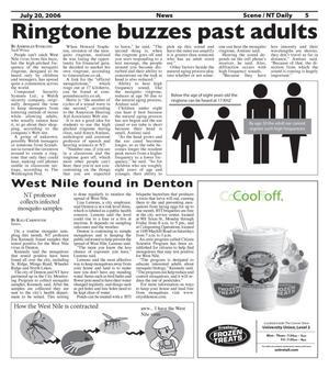 scene north texas daily denton tex vol 90 no 117 ed 1