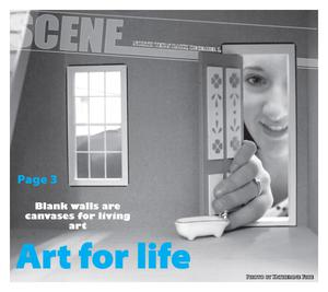 Primary view of object titled 'Scene: North Texas Daily (Denton, Tex.), Vol. 91, No. 53, Ed. 1 Friday, December 1, 2006'.