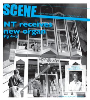 Primary view of object titled 'Scene: North Texas Daily (Denton, Tex.), Vol. 91, No. 114, Ed. 1 Thursday, August 2, 2007'.