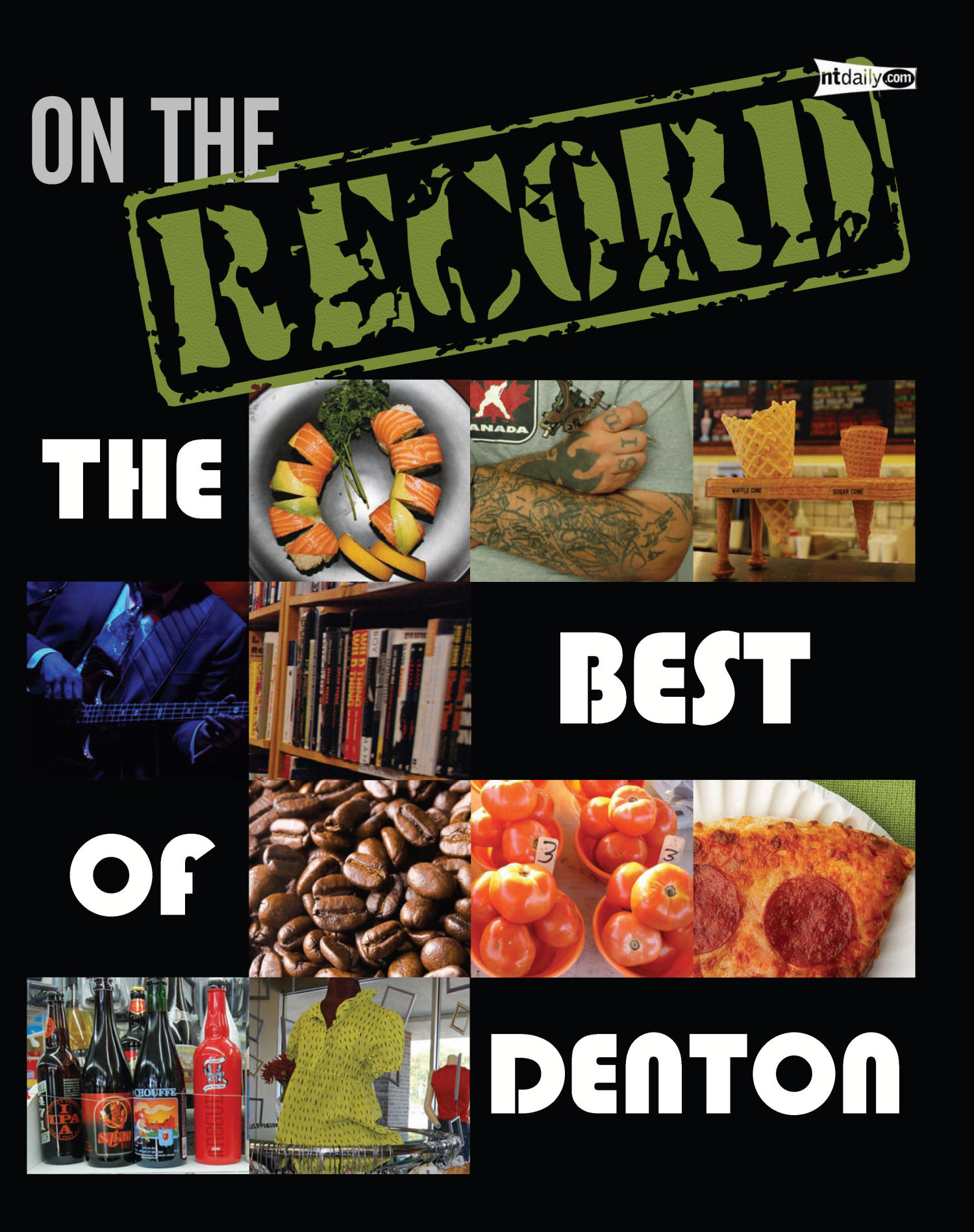 On The Record: The Best Of Denton, August 14, 2009                                                                                                      [Sequence #]: 1 of 60