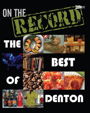 Primary view of object titled 'On The Record: The Best Of Denton, August 14, 2009'.