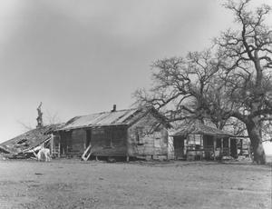 Primary view of object titled 'Old Home in Bedford'.