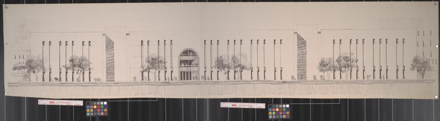 [Willis Library Architectural Rendering]                                                                                                      [Sequence #]: 1 of 1