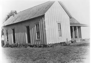 Primary view of object titled 'W.D. Cavendar Home'.