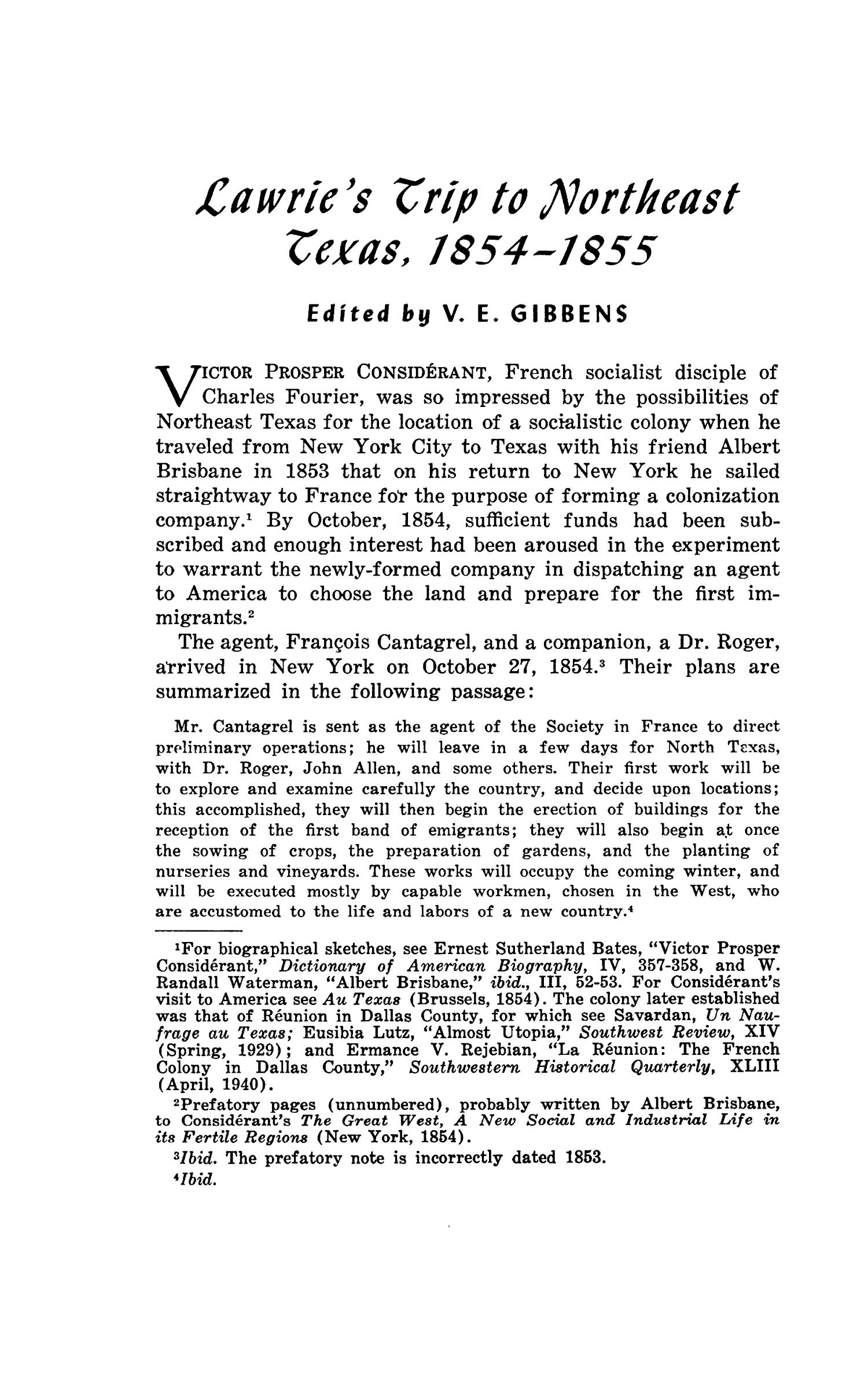 The Southwestern Historical Quarterly, Volume 48, July 1944 - April, 1945                                                                                                      238