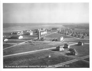 Primary view of object titled 'Headquarters Building Area (Barksdale Field)'.