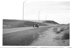 Primary view of object titled 'Truck Proceeding along a Highway'.