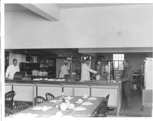Primary view of object titled 'Military Hospital Kitchen'.