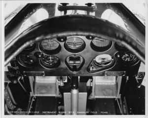 Primary view of object titled 'Instrument Board BT-8'.