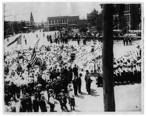 Primary view of object titled 'Educational Rally'.