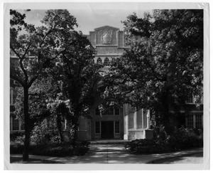 Primary view of object titled 'North Texas Administration Building'.
